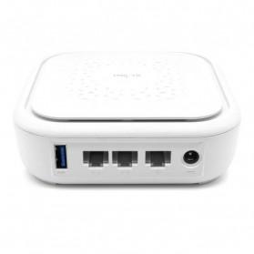 GL.iNet Convexa-B OpenWRT Mini Smart Router DDRIII 256MB - GL-B1300 - White - 2