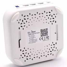GL.iNet Convexa-B OpenWRT Mini Smart Router DDRIII 256MB - GL-B1300 - White - 6