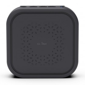 GL.iNet Convexa-S OpenWRT Mini Smart Router DDRIII 512MB - GL-S1300 - Black - 2