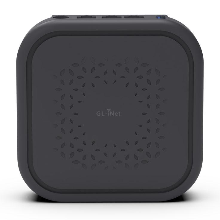 GL iNet Convexa-S OpenWRT Mini Smart Router DDRIII 512MB - GL-S1300 - Black