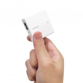 GL.iNet Vixmini Wireless Router DDRII 64MB - GL-MT300N-V3 - White - 3