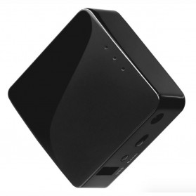 GL.iNet Shadow OpenWRT Mini Smart Router - GL-AR300M16 - Black - 2