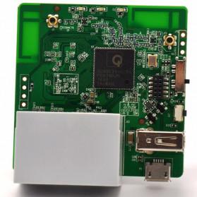 GL.iNet Shadow OpenWRT Mini Smart Router with 2dBi External Antena - GL-AR300M16-EXT - Black - 8
