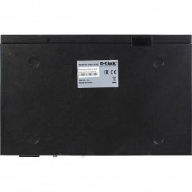 D-Link Gigabit Unmanaged Desktop Switch 16 Port - DGS-1016C - Black - 3