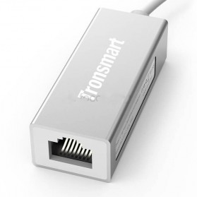 Tronsmart Gigabit Ethernet LAN Adapter USB Type C 3.1 - CTL01 - Silver - 2