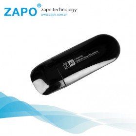 ZAPO W50S Mini USB Wireless Adapter 802.11AC 1200Mbps - RTL8812AU - Black - 3