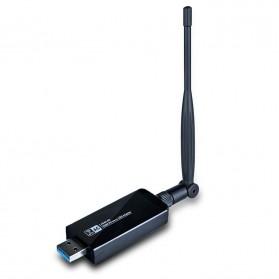ZAPO W50L-5DB USB Wireless Adapter 802.11AC 1200Mbps - RTL8812AU - Black - 7