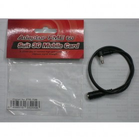 Pigtail for ZTE Modem FME Male to T20