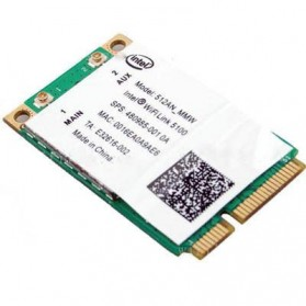 Intel 512AN MMW Wifi Link 5100 Mini PCI Card Wireless Adapter