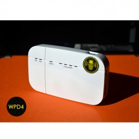 Mini WiFi Pineapple MKV MARK V Modem Portable Hacking Tool - White