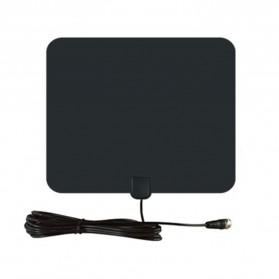 Digital TV HDTV Antenna - CJH-158A - Black