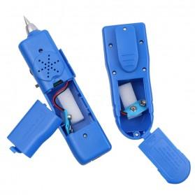 Wire Tracker Multi Purpose Tester Kabel Jaringan RJ45 RJ11 - WZ-806R - Blue - 2