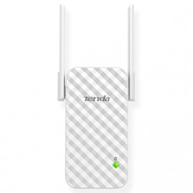 TENDA N300 Universal Wireless Range Extender 300Mbps - A9 - White - 6