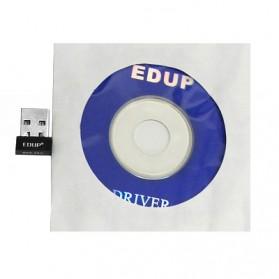 EDUP Mini Wireless 802.11N 150Mbps WIFI USB Network Card Adapter - EP-N8508 - Black - 3