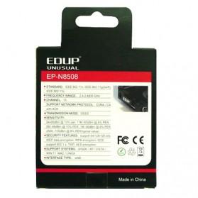 EDUP Mini Wireless 802.11N 150Mbps WIFI USB Network Card Adapter - EP-N8508 - Black - 5