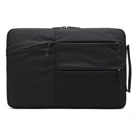 Mosiso Sleeve Case Shockproof for Laptop 13 Inch - C2396 - Black