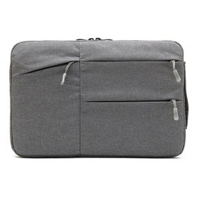 Mosiso Sleeve Case Shockproof for Laptop 13 Inch - C2396 - Gray