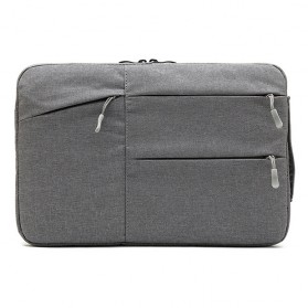 Sleeve Case Shockproof for Laptop 16 Inch - C2396 - Gray