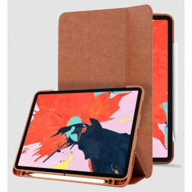 ESR Leather Case with Pencil Holder for iPad Pro 2018 12.9 Inch - LC01 - Black - 3
