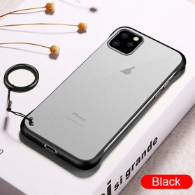 Aveuri Ultra-thin Borderless Case for iPhone 11 Pro - Black