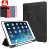 Jual Aksesoris Tablet - Arvin Leather Case with Pen Holder for iPad Pro 11 Inch 2018 - LC11 - Black