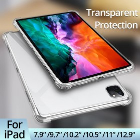 PZOZ Casing Cover Shockproof Protective Case for iPad Pro 12.9 Inch - YMZ5 - Transparent