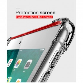 PZOZ Casing Cover Shockproof Protective Case for iPad Pro 12.9 Inch - YMZ5 - Transparent - 10