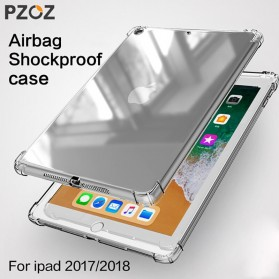PZOZ Casing Cover Shockproof Protective Case for iPad Pro 12.9 Inch - YMZ5 - Transparent - 2