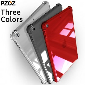 PZOZ Casing Cover Shockproof Protective Case for iPad Pro 12.9 Inch - YMZ5 - Transparent - 3