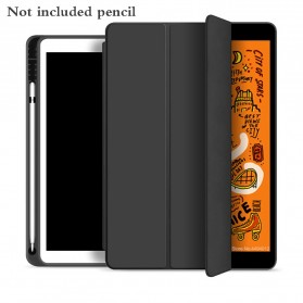 ESR Leather Case with Pencil Holder for iPad Pro 10.5 Inch - LC02 - Black