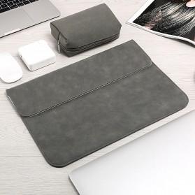 SZEGY Sleeve Bag Laptop Case for Macbook Ultrabook 13 Inch - DA100 - Dark Gray