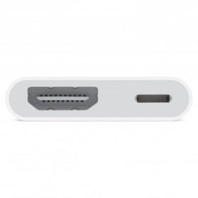 Ezcast Apple Lightning Digital AV HDMI Adapter - L8-3 - White - 2