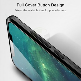 Kisscase Armor Hard Case with Ring Holder for iPhone XR - 147423 - Black - 9