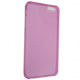 NOOSY TPU Soft Case for iPhone 6 Plus - TP03-6Plus - Pink