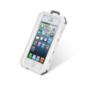 Ipega Waterproof Protective Case for iPhone 5/5s - PG-I5005 - White