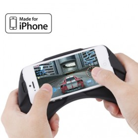 Ipega Gaming Console Hand Grip for iPhone 5/5s/SE - PG-I5003 - Black