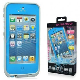 Ipega Slim Waterproof Protective Case for iPhone 5/5s/SE - PG-I5008 - Blue