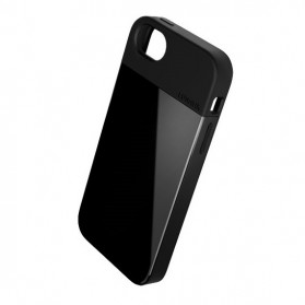 Lunatik Flak Dual Layer Jacket Softcase for iPhone 5/5s - Black
