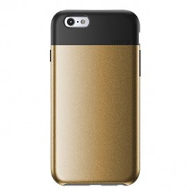 Lunatik Flak Dual Layer Jacket Softcase for iPhone 6 - Golden