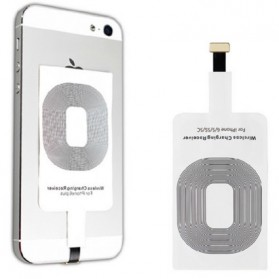 VZTEC Qi Wireless Charging Lightning Receiver for iPhone 5/5s/SE/5c/6 - 2