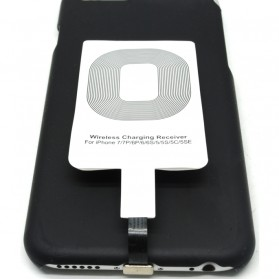 Qi Wireless Charging Lightning Receiver iPhone 6 / 6s / 7 Plus - 2