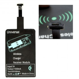VZTEC Qi Wireless Charging Forward Micro USB Receiver for Smartphone - SW003