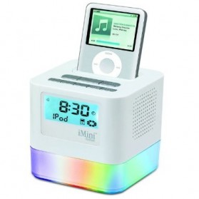 Bluetooth Speaker Aktif Komputer / Laptop - Ozaki - IMini Rainbow - Model IP830
