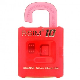 R-SIM 10 Easy Unlocking and Activation SIM for iPhone 4/4s/5/5c/5s/6/6 Plus - 1