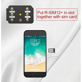R-SIM 12+ Easy Unlocking and Activation SIM for iPhone - 3