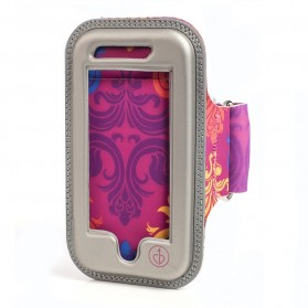 ChicBuds Physique Armband for iPhone 5/5s - Fire Swirl