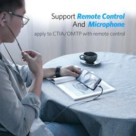 UGREEN Kabel Adapter USB Type C to 3.5mm AUX Audio - AV142 - Gray - 2