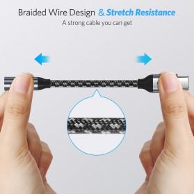 UGREEN Kabel Adapter USB Type C to 3.5mm AUX Audio - AV142 - Gray - 8