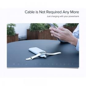 UGREEN USB Apple Watch Magnetic Charging Dock MFi - CD144 - White - 3