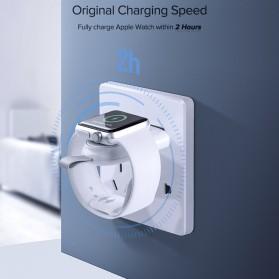 UGREEN USB Apple Watch Magnetic Charging Dock MFi - CD144 - White - 5